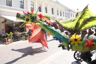 Ziua Internaţională Art Nouveau - Dragonul Zano şi Prinţesa Fluture, tururi ghidate şi expoziţii