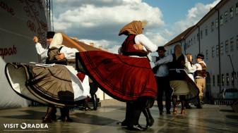 În perioada 23-25 august, în Cetatea Oradea - Zilele Culturii Maghiare