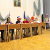 Spectacol de muzică, dans și poezie - Zilele Francofoniei, la Colegiul Mihai Eminescu