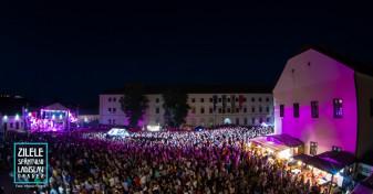 Zilele Sfântului Ladislau, la ora bilanțului - 50.000 de participanți, acțiuni caritabile și recitaluri muzicale