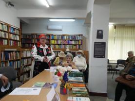 """Ziua Eroilor, sărbătorită la Biblioteca """"Elit"""" - Eroismul și vitejia Armatei Române"""