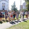 Ziua Naţională a Franţei - Manifestare omagială la Oradea