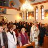 """Sfânta Liturghie, în Biserica """"Sfântul Gheorghe"""" - Ziua Mondială a Bolnavului"""