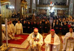 Sâmbătă, 1 februarie - Ziua Mondială a Vieții Consacrate la Oradea