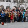 Avansări în grad, demonstraţii şi concursuri - Ziua Poliţiei Române