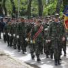 La Monumentul Eroilor din cimitirul municipal - Ziua Veteranilor, marcată la Oradea