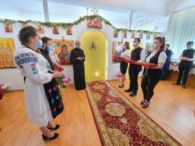 """Liceul Ortodox """"Episcop Roman Ciorogariu"""" - O nouă promoție de absolvenți"""
