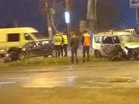 Accident cu trei victime pe Borșului