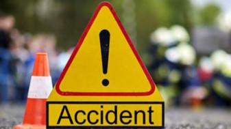 Accident rutier pe strada Navigatorilor din Oradea - Patru persoane acroşate pe trotuar