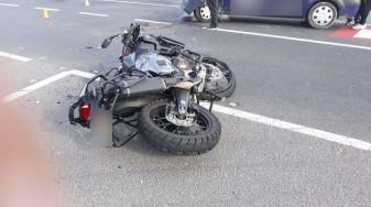 Un motociclist şi-a pierdut viaţa şi un altul a fost grav rănit - Accident mortal în Batăr