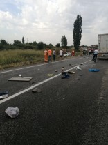 Oradea-Biharia - Un nou accident mortal