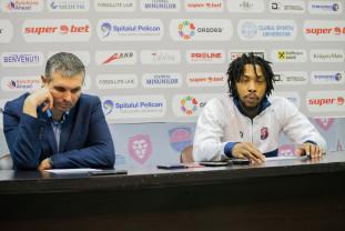 """Cristian Achim a recunoscut superioritatea oaspeţilor - """"Echipa din Minsk a fost la alt nivel"""""""