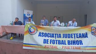 S-a anunţat data Adunării Generale a AJF Bihor - Alegerile vor avea loc în 1 martie!