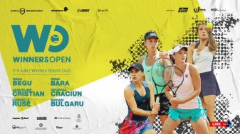 """Winners Open"", un turneu cu premii tentante - Irina Bara printre cele șase participante"