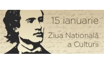 """Astăzi, 14 ianuarie. Eveniment online - """"Dialog între generații – noi și Eminescu"""""""