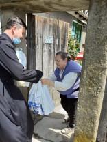 Episcopia Ortodoxă Română a Oradiei - Binecuvântare pentru voluntarii bihoreni