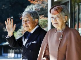 O premieră în ultimii 200 de ani în Japonia - Împăratul Akihito abdică