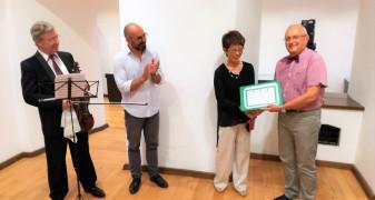 O artistă japoneză în expoziţie la Oradea - Mirajele Alaskăi