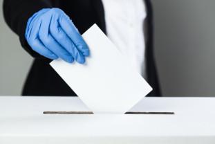 Alegeri locale 2020 - Măsuri sanitare în secţiile de votare