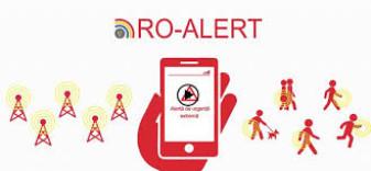 16-26 iulie - Testarea sistemului RO-ALERT