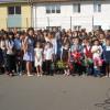 În prima zi de şcoală, la Aleşd - Emoţii, lacrimi şi speranţe