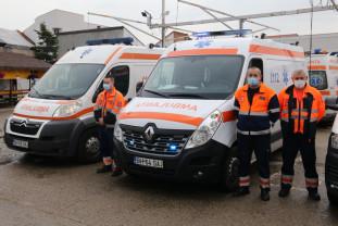 Moment de reculegere la Ambulanță - Trei decese noi în Bihor