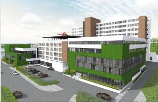 Extinderea Spitalului Județean - Finanțare pentru ambulator