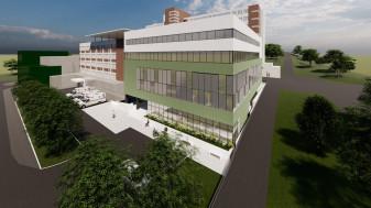 Spitalul Clinic Județean de Urgență din Oradea - Un ambulatoriu nou