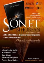 Lansare de carte - Integrala sonetelor lui Andriţoiu