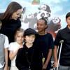 Angelina Jolie, Revelion fără Brad Pitt - Vacanţă de lux