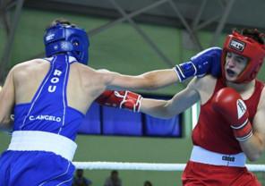 Angelo Covaci, învins la puncte în primul tur - Defavorizat de arbitri la Europene