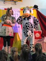 """S-au convins elevii de la """"Slavici"""" și """"Bălcescu"""" - Şi animalele au... talent!"""