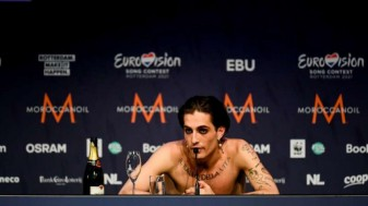 Solistul trupei italiene Maneskin, câştigătoarea Eurovision - Testat antidrog