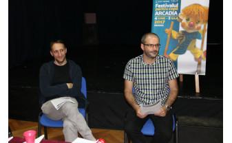 Spectacole pentru bebe, copii şi adolescenţi - Festivalul de Teatru pentru copii Arcadia