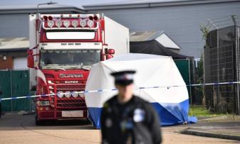 În cazul celor 39 de vietnamezi morţi într-un camion frigorific - Arestări masive în Franţa şi Belgia