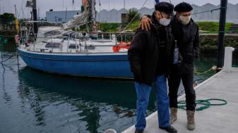 Pentru a fi cu tatăl său când împlinea 90 de ani, a traversat singur Atlanticul - Un cadou preţios de Ziua Tatălui