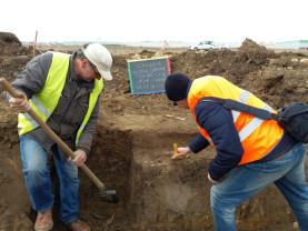 Obiecte vechi de trei milenii descoperite la Oradea - O descoperire rarisimă