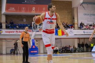 "Al treilea baschetbalist ""semnat"" de CSM CSU Oradea - Arturas Valeika a acceptat prelungirea"