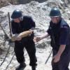 Mai multe proiectile neexplodate au fost descoperite - Muniţie asanată în Oradea şi Gepiu