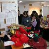 Dăruire, ajutor şi sprijin pentru persoanele cu dizabilităţi - Târg de primăvară la ASCO