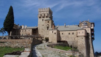 Un pelerinaj la Sfântul Munte Athos - La cea mai mică mânăstire