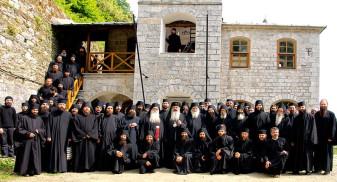 Un pelerinaj la Sfântul Munte Athos - O cerere de grațiere, refuzată