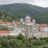 Un pelerinaj la Sfântul Munte Athos: Sântilie, cu fulgerul în mână...