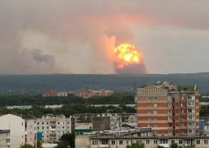 Oficial rus implicat în testul militar din regiunea Arhanghelsk - Confirmă explozia atomică