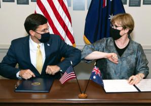 SUA şi Australia îşi consolidează parteneriatul în faţa Chinei - O alianţă indestructibilă
