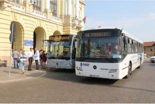 Turului Ciclist al Bihorului închide circulaţia - Linii de autobuz deviate
