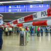 """Aterizare de urgenţă din cauza unei """"conversaţii suspecte"""" - Alertă pe aeroportul din Koln"""