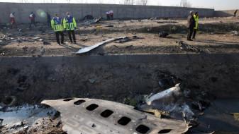 Avionul cu civili prăbuşit, anchetă: - Doborât de Iran cu rachete