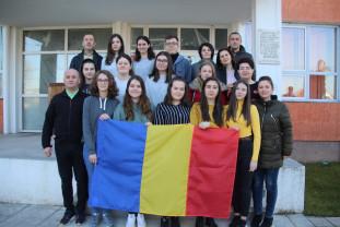 """Ștei. Colegiul Național """"Avram Iancu"""" - Fluxuri de mobilități în Turcia și Italia"""