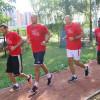 CSM CSU Oradea s-a reunit în efectiv restrâns - Baschetbaliștii au revenit la antrenamente